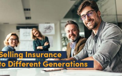 Selling Insurance to Different Generations: What works for millennials, might not work for boomers