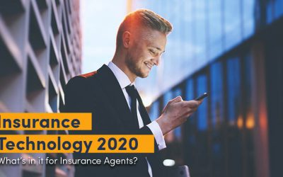 Insurance Technology: What Insurance Agents Need to Know in 2021?
