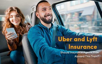 Uber and Lyft Insurance: Can Agents Ride Their Way to Success in the Rideshare Insurance Market?