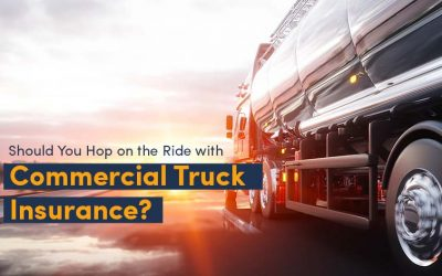 Should You Hop on the Ride with Commercial Truck Insurance?