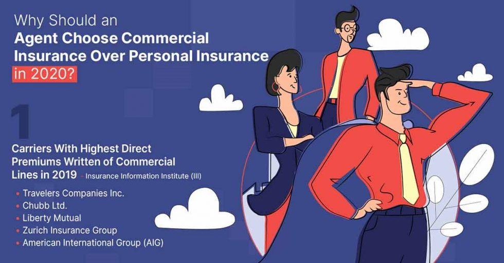 commercial insurance brokers