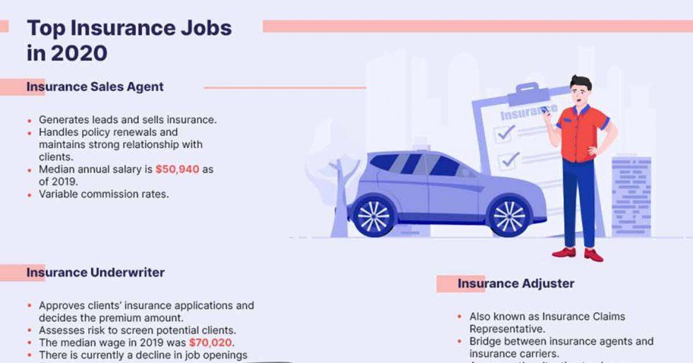 insurance jobs near me