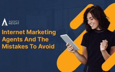 Internet Marketing Agents And The Mistakes To Avoid