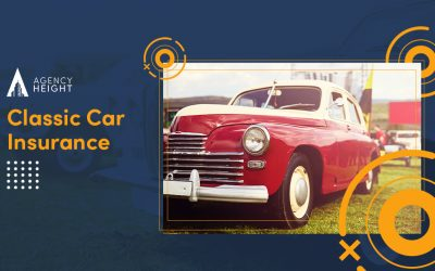 Classic Car Insurance: A Stylish Protection