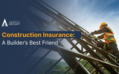 Construction Insurance: A Builder's Best Friend