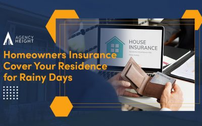 Homeowners Insurance – Cover Your Residence for Rainy Days