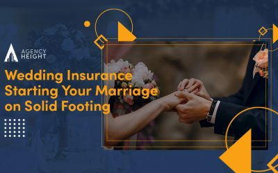 Wedding Insurance: Marriage on Solid Footing