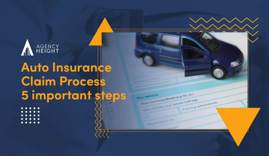 Auto Insurance Claim Process: 5 Important Steps